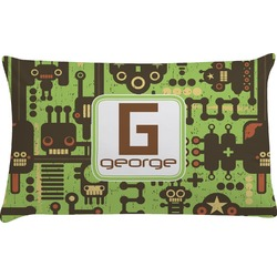 Industrial Robot 1 Pillow Case (Personalized)