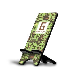 Industrial Robot 1 Phone Stand (Personalized)
