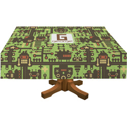 Industrial Robot 1 Tablecloth (Personalized)
