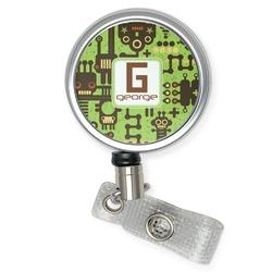 Industrial Robot 1 Retractable Badge Reel (Personalized)