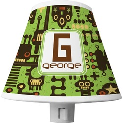 Industrial Robot 1 Shade Night Light (Personalized)