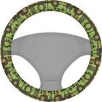 Industrial Robot 1 Steering Wheel Cover (Personalized)
