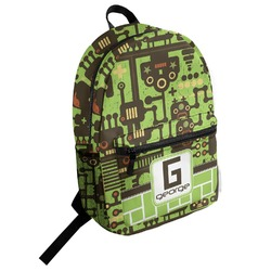 Industrial Robot 1 Student Backpack (Personalized)