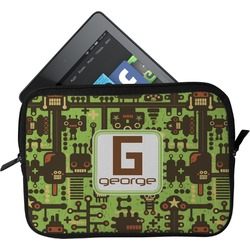 Industrial Robot 1 Tablet Case / Sleeve (Personalized)