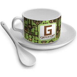 Industrial Robot 1 Tea Cups (Personalized)