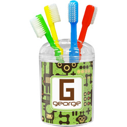 Industrial Robot 1 Toothbrush Holder (Personalized)