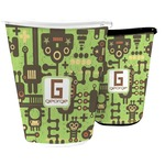 Industrial Robot 1 Waste Basket (Personalized)