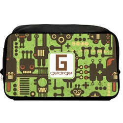 Industrial Robot 1 Toiletry Bag / Dopp Kit (Personalized)