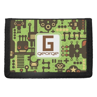 Industrial Robot 1 Trifold Wallet (Personalized)
