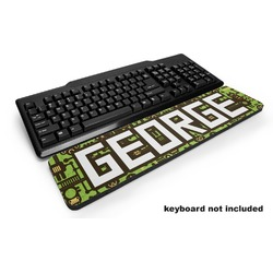 Industrial Robot 1 Keyboard Wrist Rest (Personalized)