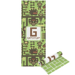 Industrial Robot 1 Yoga Mat - Printable Front and Back (Personalized)