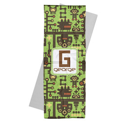 Industrial Robot 1 Yoga Mat Towel (Personalized)