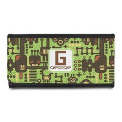 Industrial Robot 1 Leatherette Ladies Wallet (Personalized)