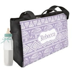 Baby Elephant Diaper Bag (Personalized)
