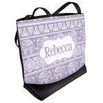 Baby Elephant Beach Tote Bag (Personalized)