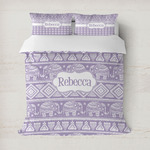 Baby Elephant Duvet Covers (Personalized)