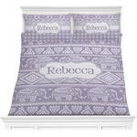 Baby Elephant Comforter Set (Personalized)