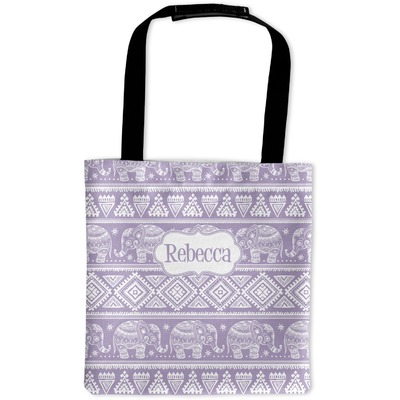 Baby Elephant Auto Back Seat Organizer Bag (Personalized)
