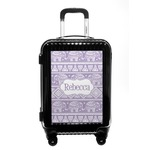 Baby Elephant Carry On Hard Shell Suitcase (Personalized)