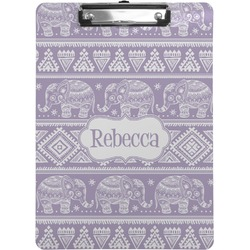 Baby Elephant Clipboard (Personalized)