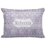 Baby Elephant Decorative Baby Pillowcase - 16