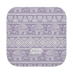Baby Elephant Face Towel (Personalized)