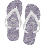 Baby Elephant Flip Flops (Personalized)