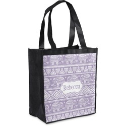Baby Elephant Grocery Bag (Personalized)