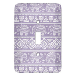 Baby Elephant Light Switch Covers - Multiple Toggle Options Available (Personalized)