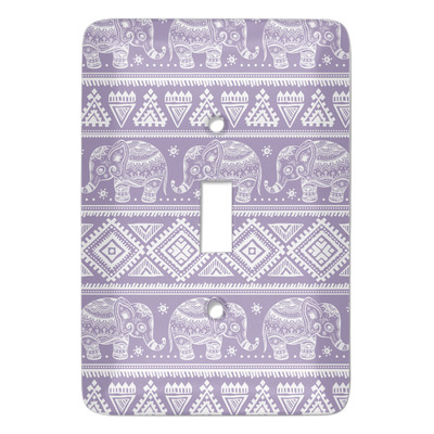 Baby Elephant Light Switch Covers (Personalized)