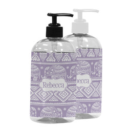 Baby Elephant Plastic Soap / Lotion Dispenser (Personalized)
