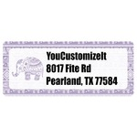 Baby Elephant Return Address Labels (Personalized)