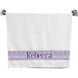 Baby Elephant Bath Towel (Personalized)