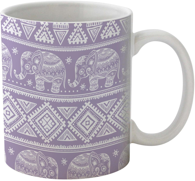Baby Elephant Coffee Mug (Personalized) - YouCustomizeIt