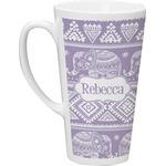Baby Elephant Latte Mug (Personalized)