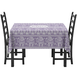 Baby Elephant Tablecloth (Personalized)