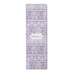 Baby Elephant Runner Rug - 3.66'x8' (Personalized)