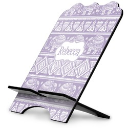 Baby Elephant Stylized Tablet Stand (Personalized)
