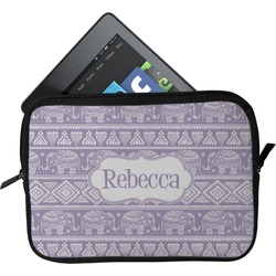 Baby Elephant Tablet Case / Sleeve (Personalized)