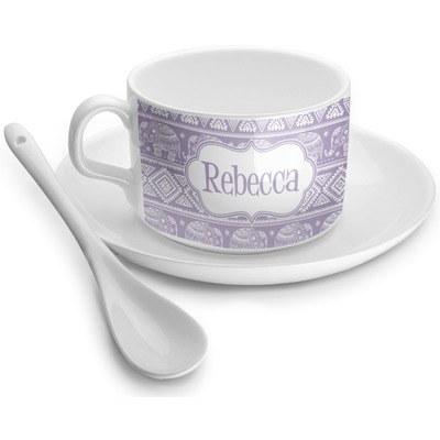 Baby Elephant Tea Cups (Personalized)