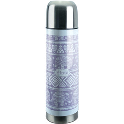 Baby Elephant Stainless Steel Thermos (Personalized)