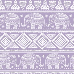 Baby Elephant Wallpaper & Surface Covering