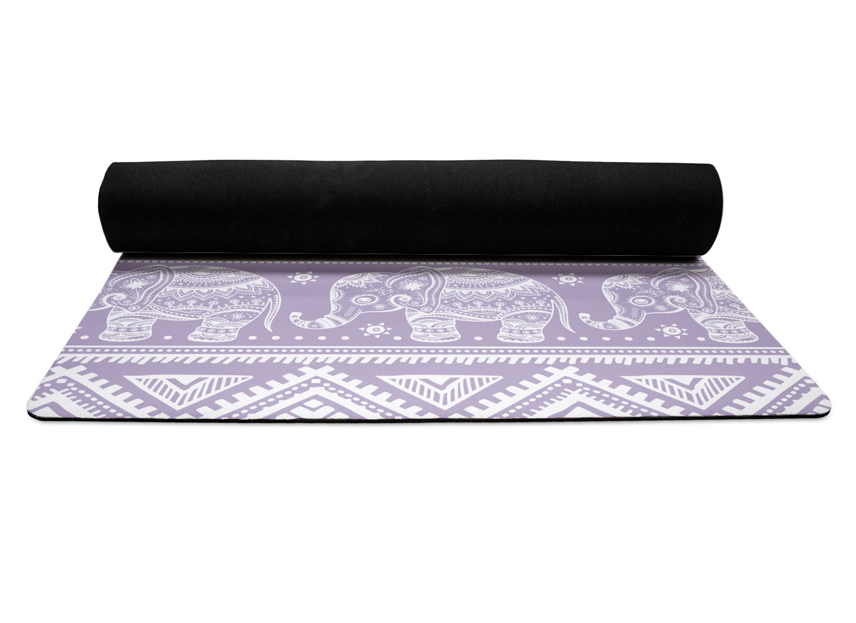 Baby Elephant Yoga Mat Personalized Youcustomizeit