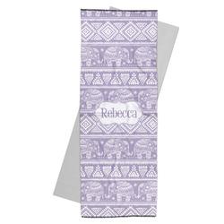 Baby Elephant Yoga Mat Towel (Personalized)