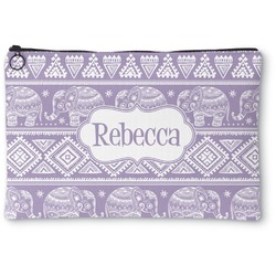Baby Elephant Zipper Pouch (Personalized)