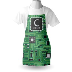 Circuit Board Apron (Personalized)