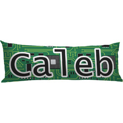 Circuit Board Body Pillow Case (Personalized)