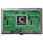 Circuit Board Business Card Case