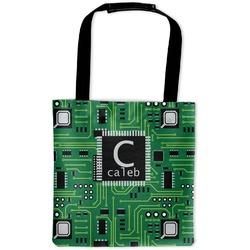 Circuit Board Auto Back Seat Organizer Bag (Personalized)