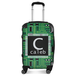 Circuit Board Suitcase (Personalized)